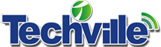 Techville Logo Mobile
